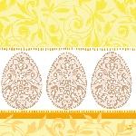 Servítka 33cm/3vrst. Easter Mood (1ks) AKCIA