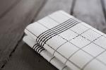 Ubrousky 38x54cm Towel grey (250ks)