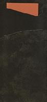 Pouzdro na příbor černé s mandarinkovým ubrouskem 8,5x19cm (500ks)