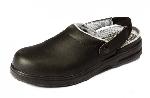 Pracovná obuv KLOG, čierna