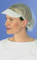 Sieťková čiapka so šiltom (100ks)