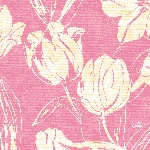 Servítka 33cm/3vrst. Tilla pink (1ks)