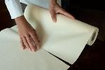 Šerpa z netkanej textílie Téte 0,4x24m jednofarebná (4 rolky)