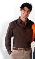 Pánska košeľa KARIN s dlhým rukávom