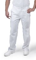 Pánske nohavice BELO