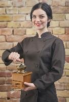 Dámský kuchařský rondon VIOLA