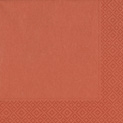 Servítky 33x33cm/3vrst. bronzové (50ks)