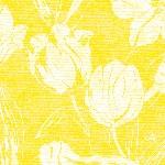 Servítka 33cm/3vrst. Tilla yellow (1ks) AKCIA