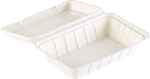 Menu box Ecoecho, objem 850ml, 239x156x63mm (240ks)