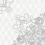 Luxusné obrúsky 40x40cm Milena (12ks)