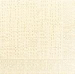 Servítky 40cm/4vrst. Premium vanilka (300ks)